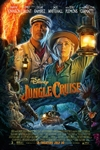 Jungle Cruise 3D Poster