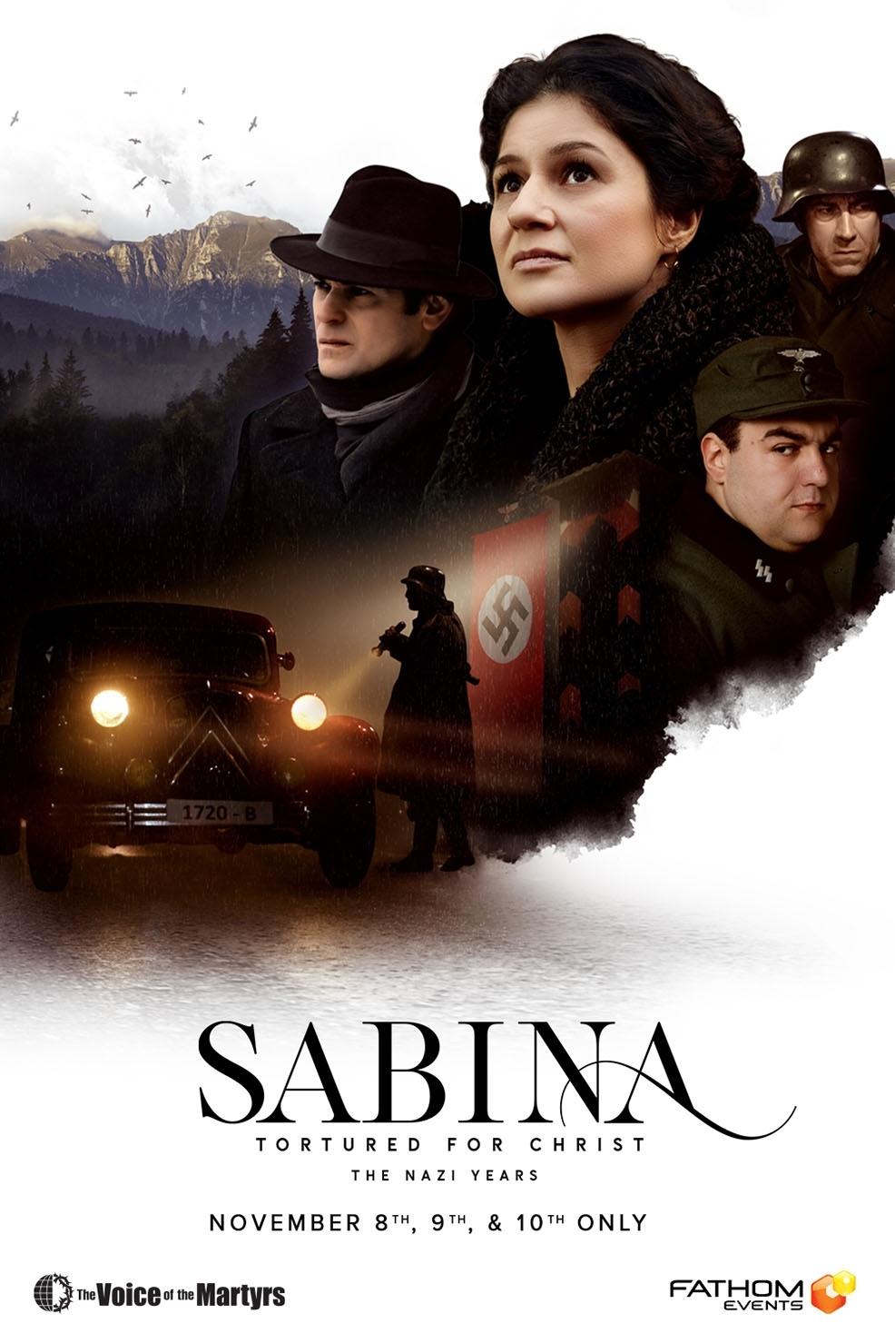 Poster of Sabina