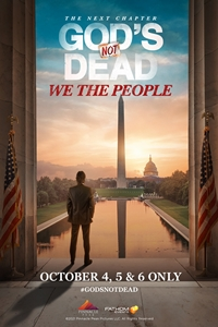 Poster of God's Not Dead: We the People