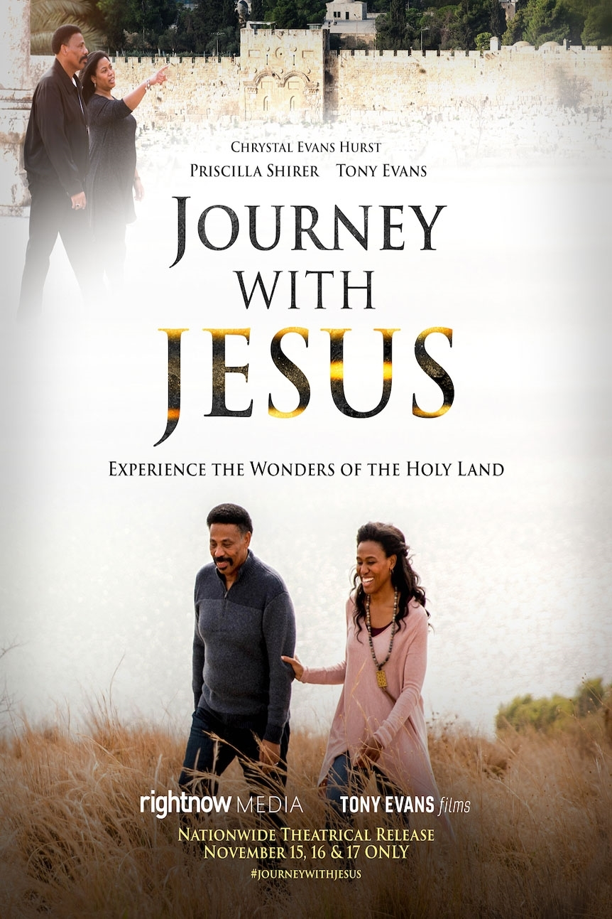 Poster of Journey With Jesus