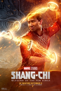 Shang-Chi and the Legend of the Ten Rings: The IMAX 2D Experience poster