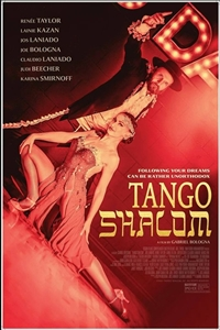 Poster for Tango Shalom