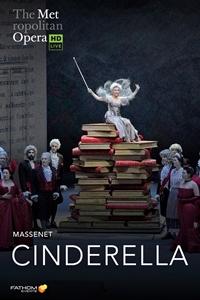 The Metropolitan Opera: Cinderella poster