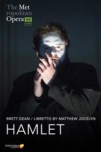 The Metropolitan Opera: Hamlet poster