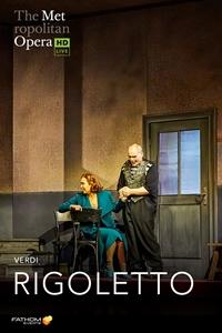 Poster of The Metropolitan Opera: Rigoletto