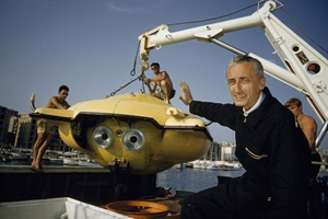 Still 0 for Becoming Cousteau