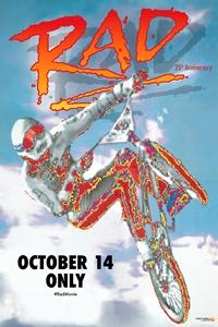 Poster of Rad 35th Anniversary