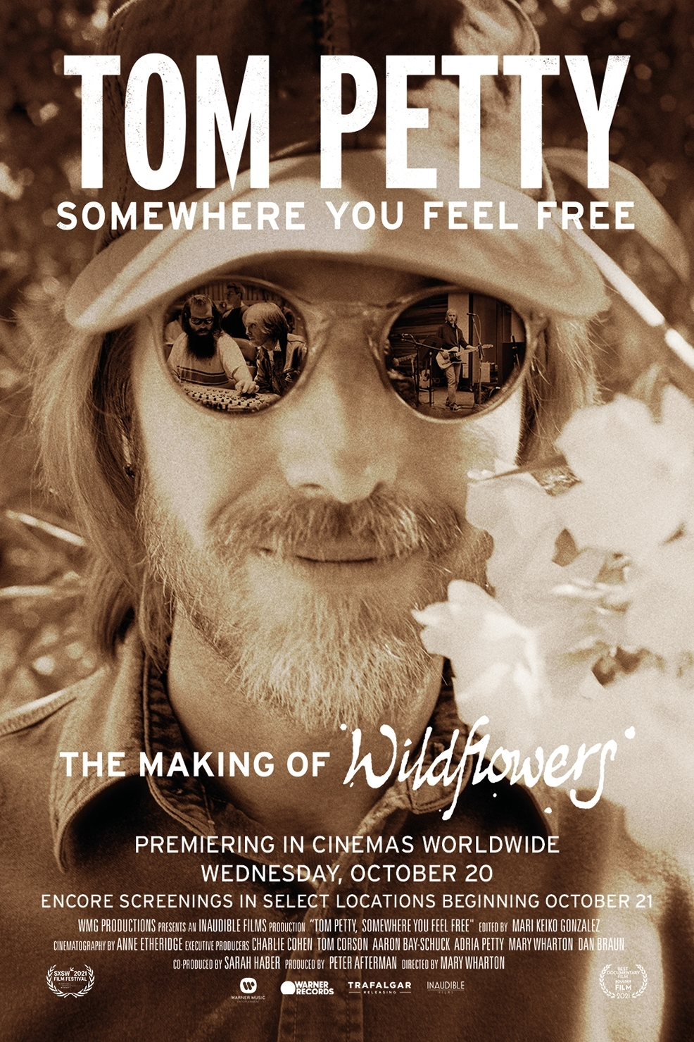 Tom Petty, Somewhere You Feel Free: The Making of