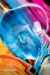 Ghost in the Shell: The IMAX 2D Experience Poster