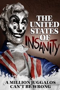 Poster of The United States of Insanity