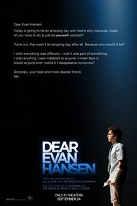 Dear Evan Hansen: The IMAX 2D Experience poster