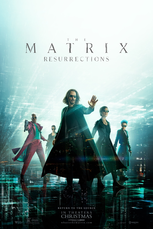 Poster of The Matrix Resurrections