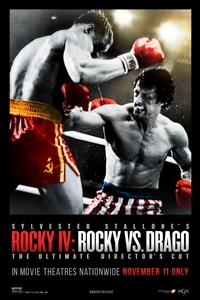 Rocky IV: Rocky Vs. Drago Poster