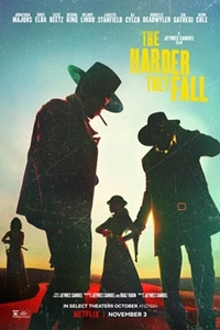 Poster of The Harder They Fall