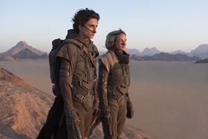 Dune: An IMAX 3D Experience Still 0