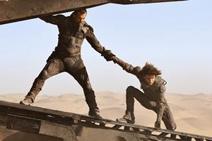 Dune: An IMAX 3D Experience Still 4