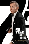 No Time To Die 3D Poster