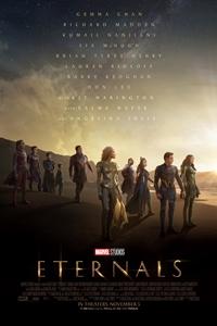 Eternals: An IMAX 3D Experience Poster