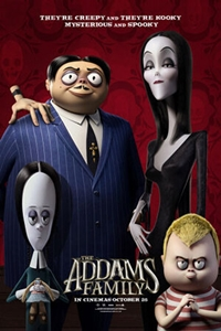 Still of The Addams Family