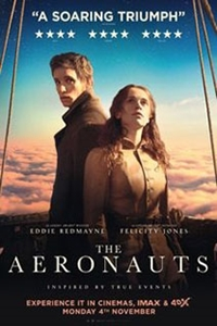 Still of The Aeronauts