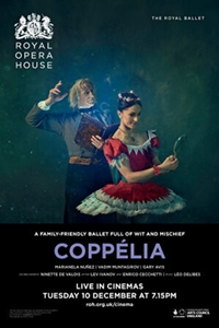 Still of The Royal Opera House: Coppélia