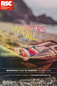 Royal Shakespeare Company - The Winter's Tale Poster