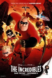 Poster of The Incredibles