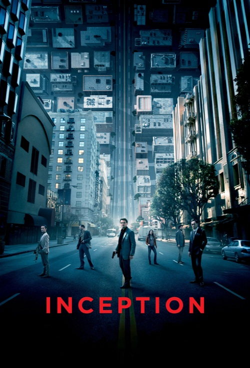 Poster of Inception 10th ANNIVERSARY
