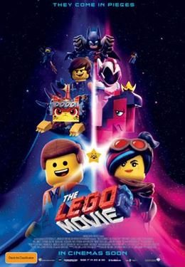 Poster of The LEGO Movie 2: The Second Part 3D