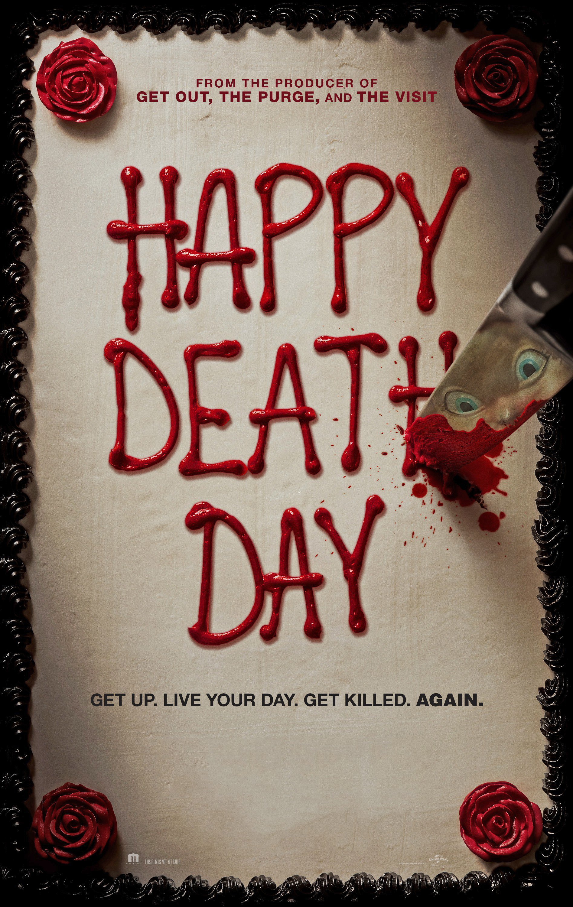 Poster of Happy Death Day
