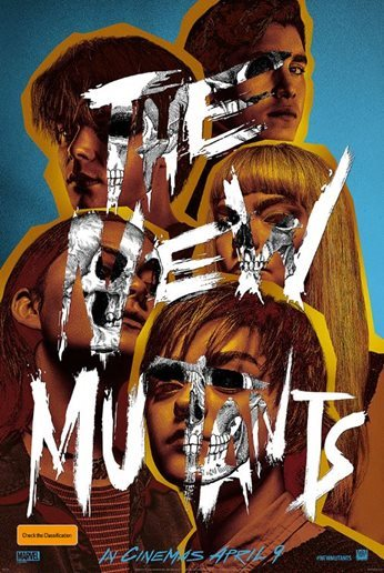 Poster of New Mutants