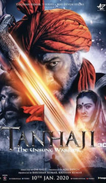 Poster of Tanhaji: The Unsung Warrior