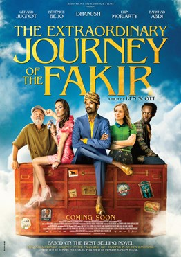 Poster of The Extraordinary Journey of the Fakir