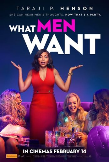 Poster of What Men Want