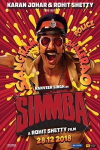 Poster of Simmba (Re-Release)
