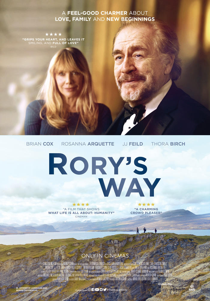 Poster of Rory's Way