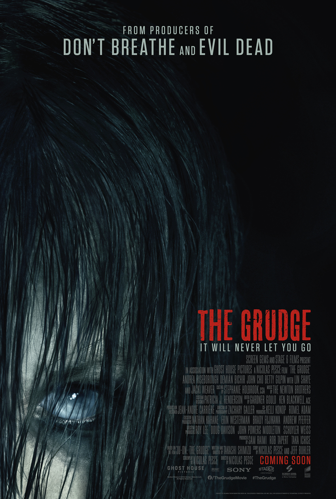 Poster of The Grudge
