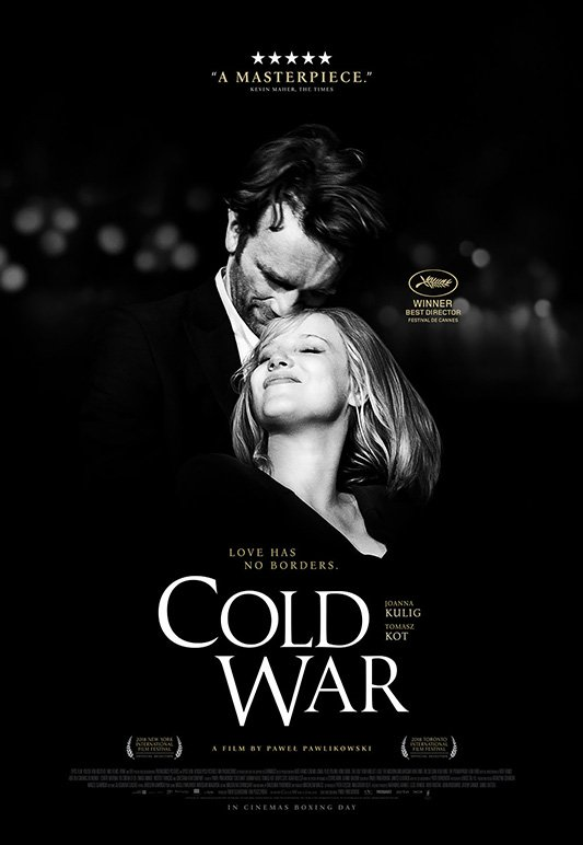 Poster of Cold War