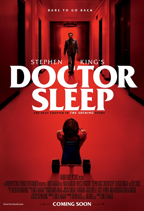 Poster of Stephen King's Doctor Sleep