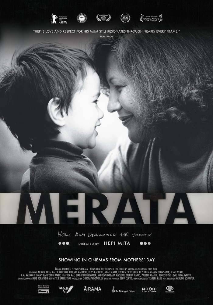 Poster of Merata: How Mum Decolonised the Screen