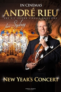 Poster of Andre Rieu's New Year Concert From Sydney