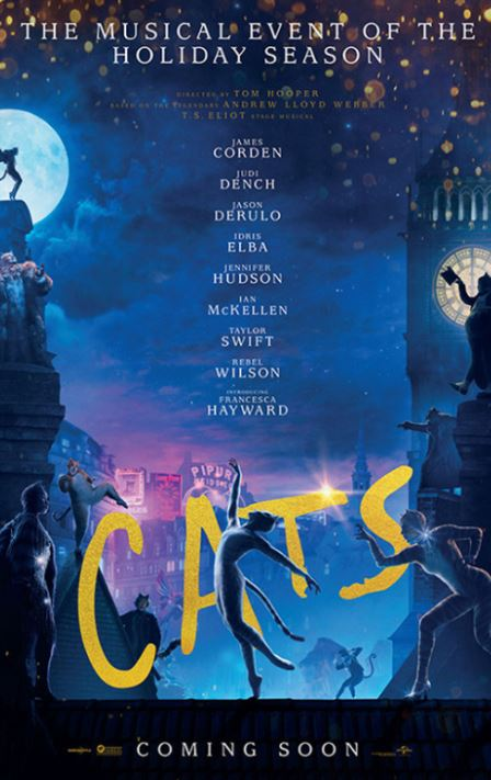 Poster of Cats