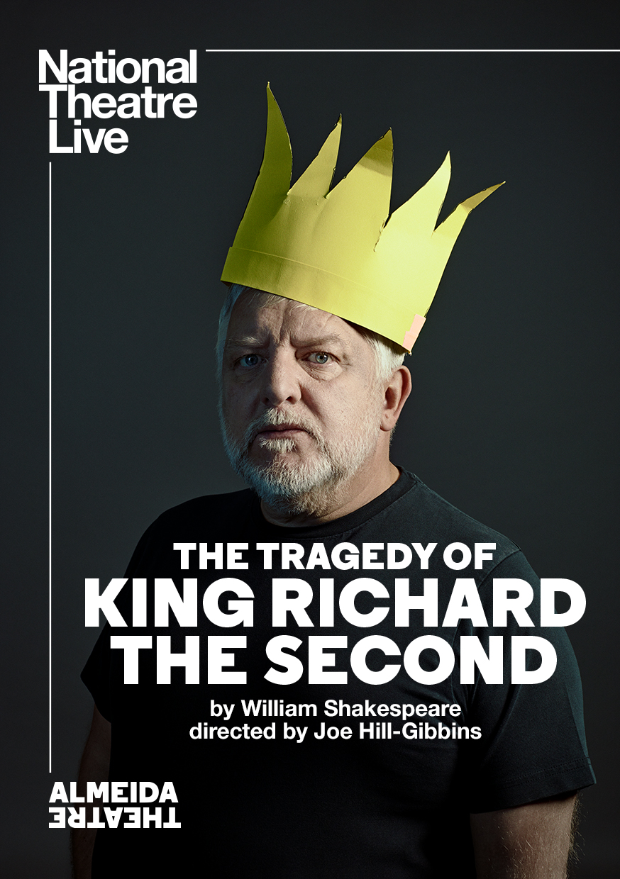 Poster of National Theatre Live: The Tragedy of King Richard