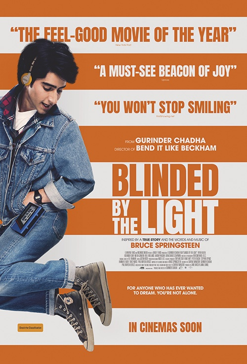 Poster of Blinded by the Light