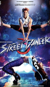 Poster of Street Dancer 3