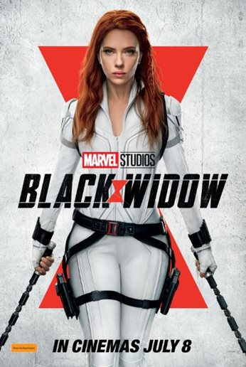 Poster of Black Widow
