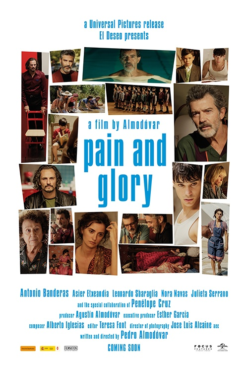 Poster of Pain and Glory