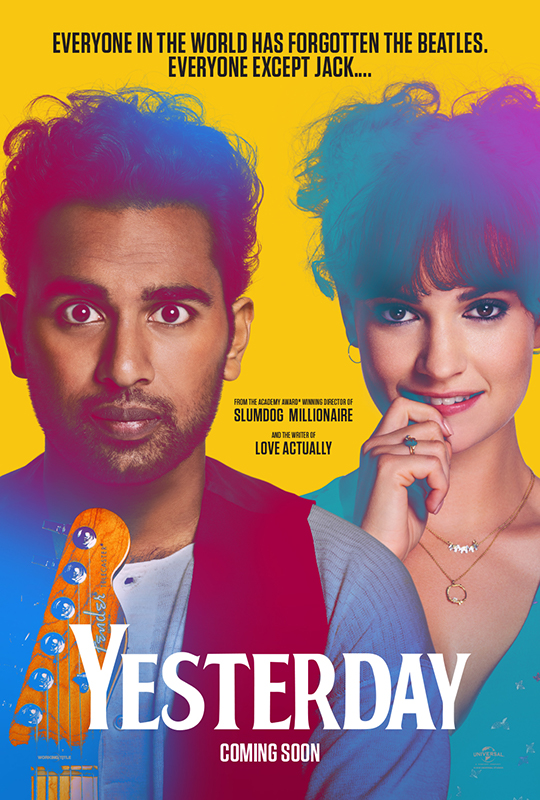 Poster of Yesterday