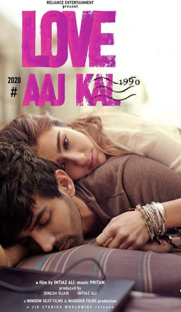 Poster of Love Aaj Kal 2