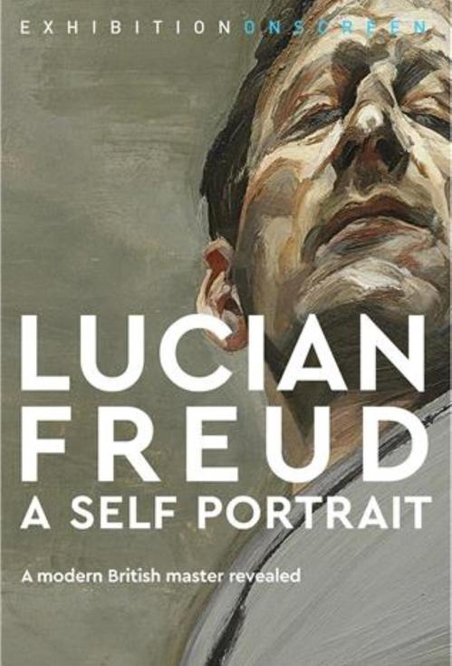 Poster of Exhibition On Screen: Lucian Freud : A Self Portra